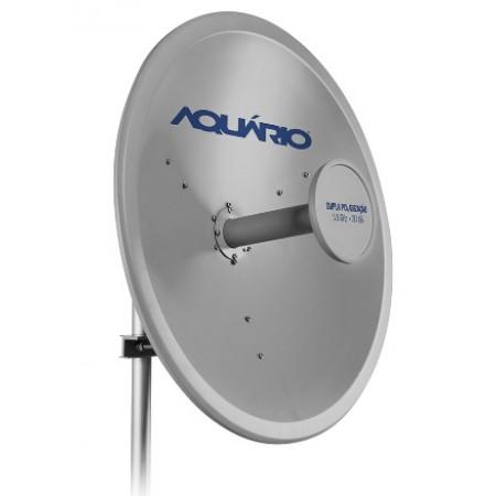 Antena Parabólica dupla polarização 5.8 Ghz 30 Dbi